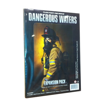 Flash Point Fire Rescue: Dangerous Waters (ENG)