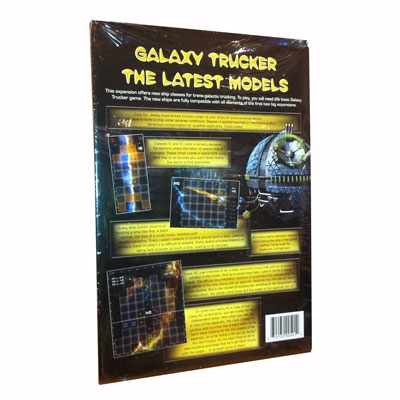 Galaxy Trucker: The Latest Models exp. (ENG)