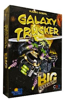 Galaxy Trucker BIG Expansion (ENG)
