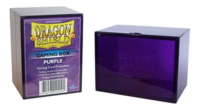 Dragon Shield - Gaming Box: Purple