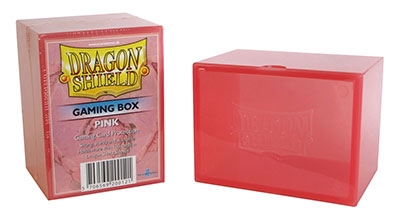 Dragon Shield - Gaming Box: Pink