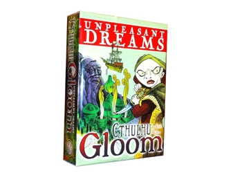 Gloom Cthulhu: Unpleasant Dreams (ENG)