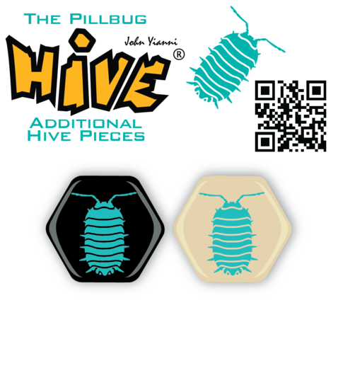 Hive: Pillbug expansion (ENG)
