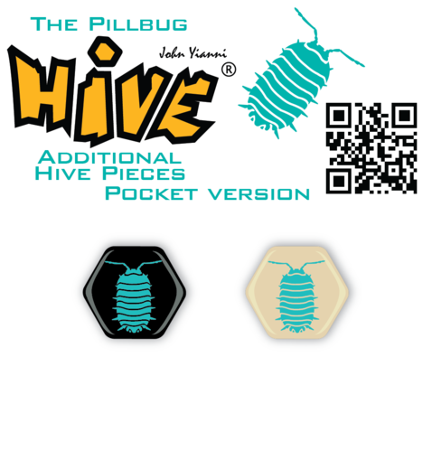 Hive Pocket: Pillbug expansion (ENG)
