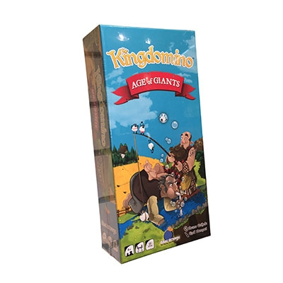 Kingdomino: Age of Giants expansion (ENG)