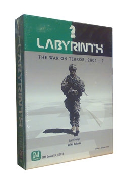 Labyrinth - War on Terror (ENG)