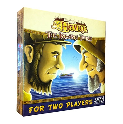 Le Havre: the Inland Port (ENG)
