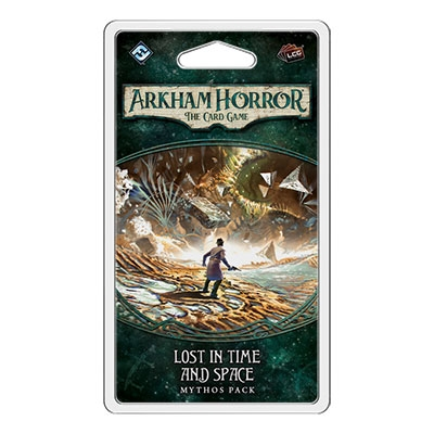 Arkham Horror LCG: Lost in Time & Space (ENG) exp.