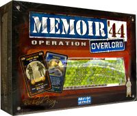Memoir 44: Operation Overlord exp. (ENG)