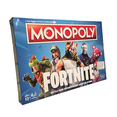 Monopoly, Fortnite (ENG)