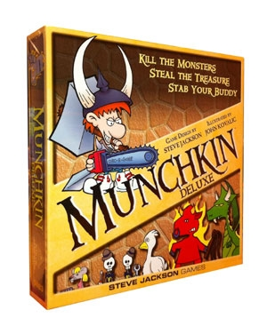 Munchkin Deluxe Edition (ENG)