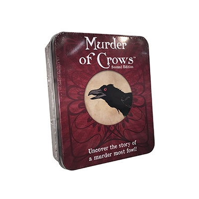 Murder of Crows - 2nd edition (ENG)