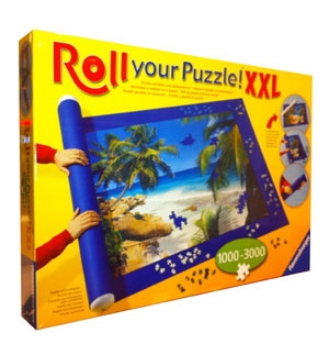 Palapelimatto / Puzzle Roll XXL (ENG)