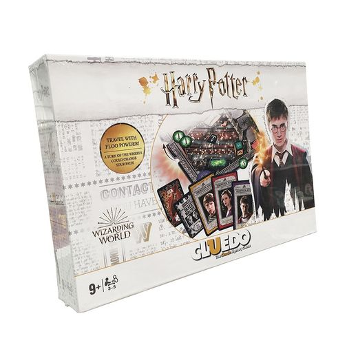 Cluedo, Harry Potter (ENG)