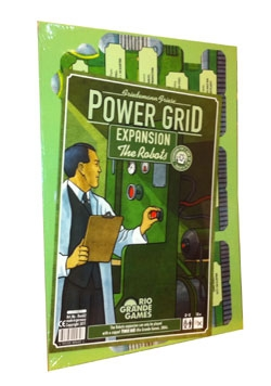 Power Grid: Robots exp. (ENG)
