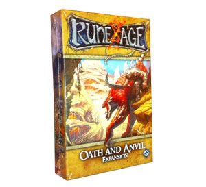 Rune Age: Oath and Anvil (ENG)