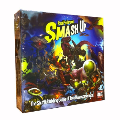Smash Up (ENG)