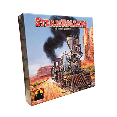SteamRollers (ENG)