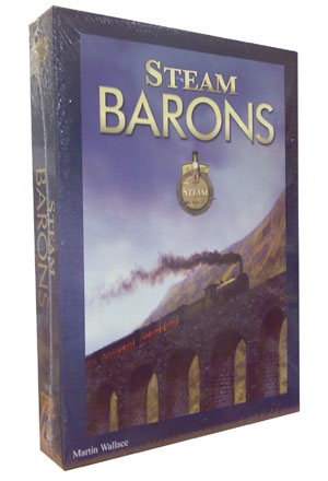 Steam Barons (ENG)