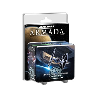 Star Wars - Armada: Imp. Fighter Squadrons (ENG)