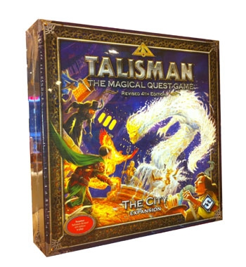 Talisman: City exp. (ENG)