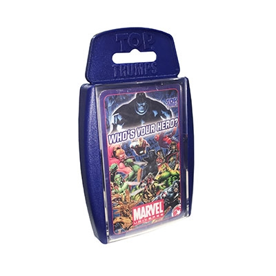 Top Trumps - Marvel (ENG)