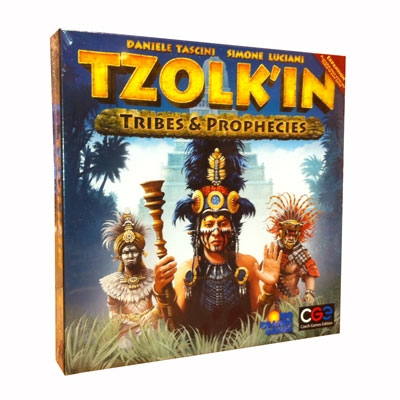 Tzolkin: Tribes & Prophecies (ENG)
