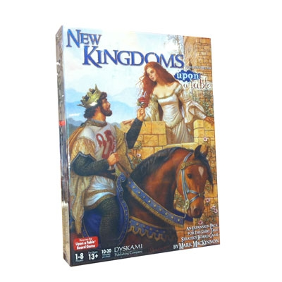 Upon a Fable: New Kingdoms Expansion (ENG)