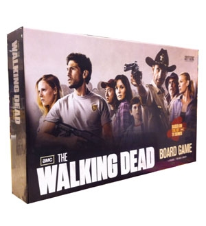 Walking Dead Board Game 2nd edition (ENG)