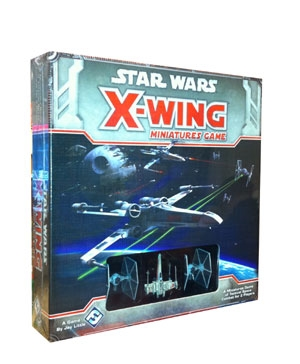 X-Wing - Star Wars miniatures game (ENG)