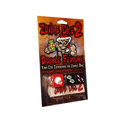 Zombie Dice 2 - Double Feature (ENG)