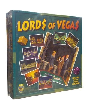 Lords of Vegas (ENG)