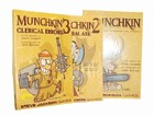 Munchkin 3: Clerical Errors exp (ENG)