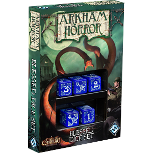 Arkham Horror: Blessed Dice Set (ENG)